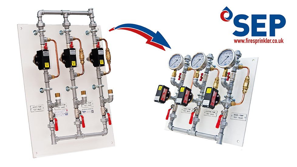 compact pump initiation boards